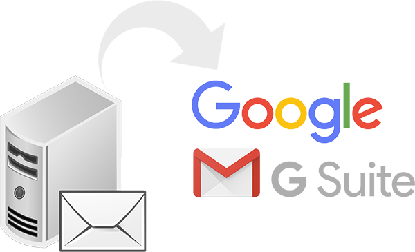 Email migration to G Suite